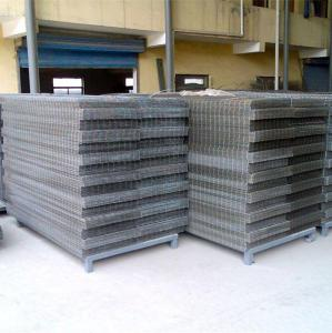 China Metal Building materials, BRC MESH, steel bar grating panels for constuction supplier