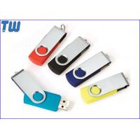 Promotion Best Sale Twister Usb Flash Drive Free Logo Printing