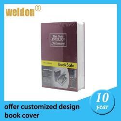China Fashional Home Dictionary Diversion Book Safe / Key Lock cash safe box on sale