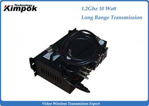 Outdoor Wireless Video Transmitter 10W  Long Distance CCTV Transmission Project