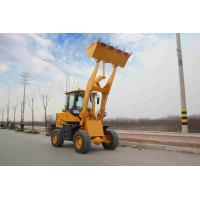 small wheel loader with 1.6ton load capacity ZL916 wheel loader with low price