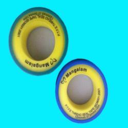 China PTFE Tape , PTFE Thread Seal Tape , Teflon Tape 12mmx 0.075mm x10m on sale