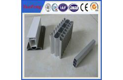 中国 新しい到着の家具のアルミニウム プロフィールの引き手 OEM 6063 のアルミ合金のスライドのプロフィール 製造者