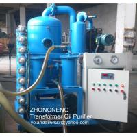 Double-Stage Vacuum Transformer Oil Regeneration Equipment/ Transformer Oil Purification/ Oil Filtration System