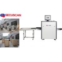 Security detectors of x rays Baggage and Parcel Inspection for detect dangerous items