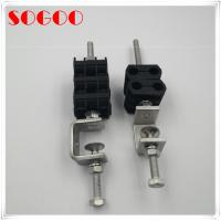 Base Station GSM Rf Cable Clamps Anti Rust 304 Stainless Steel Material