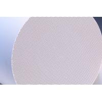 Exhaust Gas Purifier , Diesel honeycomb ceramic filter For Car , motorcycle