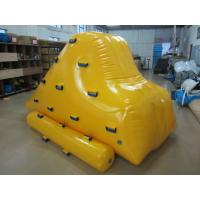 Inflatable Iceberg IC06-Y with 2 Sides Climbing for swimming pool