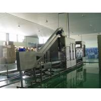 Bottled sparkling, pure 5 gallon Barrel Water Filling Machine / machinery 500 - 800l/hr