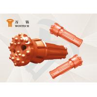 High Speed RE052 Rock Drill Head , Reverse Circulation Drill Bits Excellent Performance