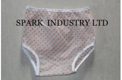 oem imperm 233 able pvc plastique incontinence pantalon adulte couche plastique de