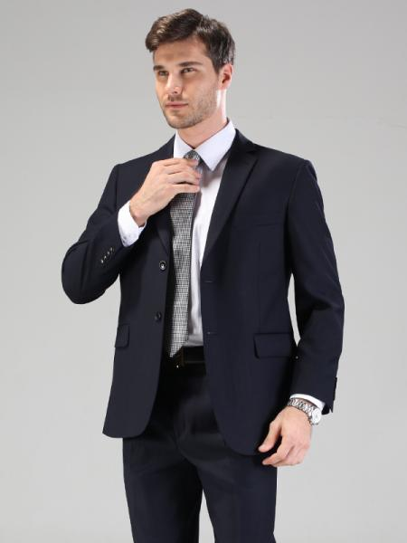 Formal Suit Man Suit Uniform Western Style Clothes Men Wear Men Dress Western Style Suit