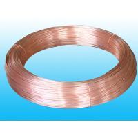 Refrigeration Copper Tube For Wire-Tube Condenser 4 * 0.7 mm