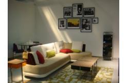 Modernos sof s seccionales de muebles de sala con espuma - Espuma de alta densidad para sofa ...