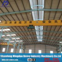 0.5ton-32ton China Supplier Remote Control High Quality Single Girder Overhead Crane Bridge Crane