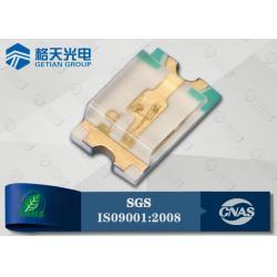China 515 - 525nm 3V 250mcd 0805 SMD LED Surface Mounted Light Emitting Diode on sale
