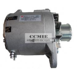 China Tractor trailer engines 6BTA AC generator C493860037N FCC/SGS on sale