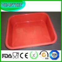 Non-stick Square Silicone Mold Cake Pan Baking Tools Heat Resistant Bread Toast Mold