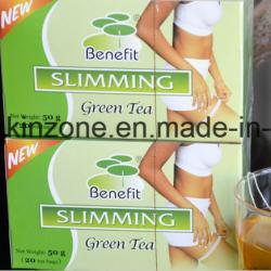 China Benefit Slimming Green Tea Herbal Extact Weigh Loss slimming body Herbal Weight Loss Tea on sale