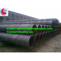 SSAW PIPES API 5L