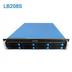 China Linkreal HOT-SELL 8 Bays Rackmounted Network Attached Storage Server on sale