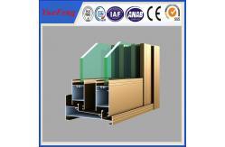 China Fabricante padrão australiano das janelas de alumínio e das portas do projeto novo fornecedor