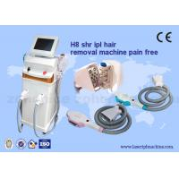 Fast Hair Removal 360 magneto Optical system SHR hair removal machine