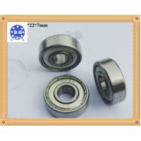 Single Row Deep Groove Ball Bearing For Instruments / Agricultural Machines in  ZZ RS 2RS Type