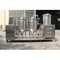 50L 100L home brewing equipment , brew kettle, 100L mash lauter tun, 100L fermenter with the dimple jackets