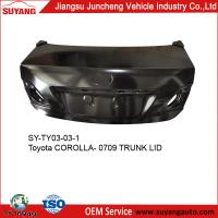 OEM Auto Body Parts Trunk Lid For Toyota Corolla
