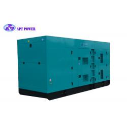China Standby 536KVA industrial power generators , Soundproof silent running diesel generators on sale