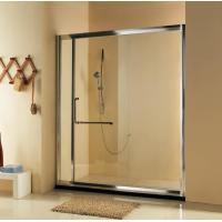 Hot sell self-cleaning Bathroom Sliding Shower Doors /Frameless Glass Shower Door