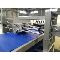 800mm Width Dough Sheet Dough Laminator Machine , Danish Pastry Laminating Line