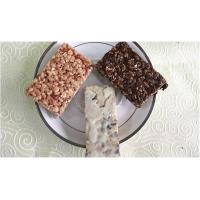 Azuki Beans Protein Energy Bars Yummy  Multi Flavors Keep In Cool Condition