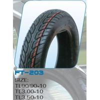 Motorcycle Tyre (TF-203A 3.00-10,3.50-10)