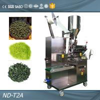 Full Automatic Tea Paper Bag Packing Machine Sealing Machine Stainless Steel