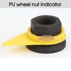 China 32mm PU Wheel nut indicator/WHEEL SAFE/Loose wheel nut collar on sale