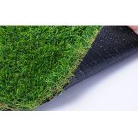 PE+PP 40mm Natural Looking Outdoor Artificial Grass For Garden Decoration, 13800Dtex