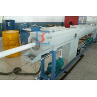 PERT Plastic Pipe Production Line / Machinery For Coal Gas , Dry Gas