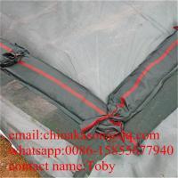 27cmx120cm handle silo bag gravel sand bags