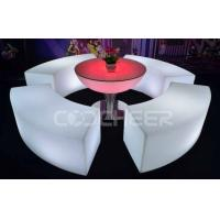 LED Garden Furniture Sets Furniture Waterproof IP68 With 5050 SMD