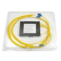 Singlemode Connectorized LC/UPC 1x4PLC (Planar Lightwave Circuit) Splitters