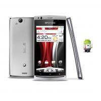 Silver Capacitive screen Star X18i MT6573 3G Capacitive Smartphones 125 x 63.6 x 9.9 mm