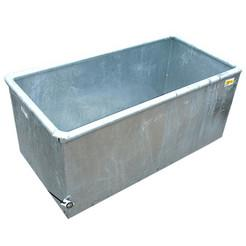 Farm Equipment Painting Steel Galvanized Feed Troughs For
