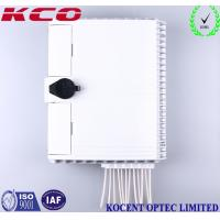 Custom 12 Cores 1x8 Splitter Fiber Optic Terminal Box KCO-FDB-12D
