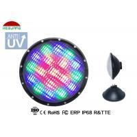 RGB synchronous control 18W GX16D base AC 12V aluminum PAR56 LED pool light