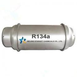 China Refrigerant HFC - R134A in cylinder 30 lb Retrofitting for blowing agent in pharmaceutical on sale