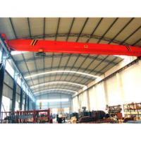 Industrial Electric Traveling Single Girder Overhead Crane 3 Ton / 2 Ton