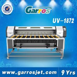 China UV Printer Roll to Roll Large Format Printer with DX5 Printhead on sale