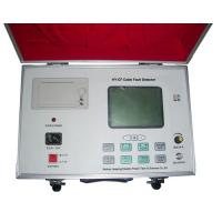 LCD Screen Power Cable Fault Finder Ground Fault Locator Equipment Accurate Data